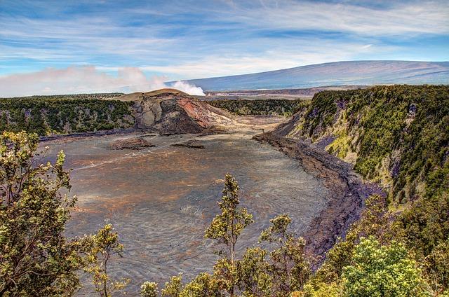 Volcan Kilauea éruption hawaii