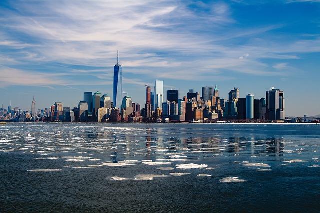 skyline new york staten island