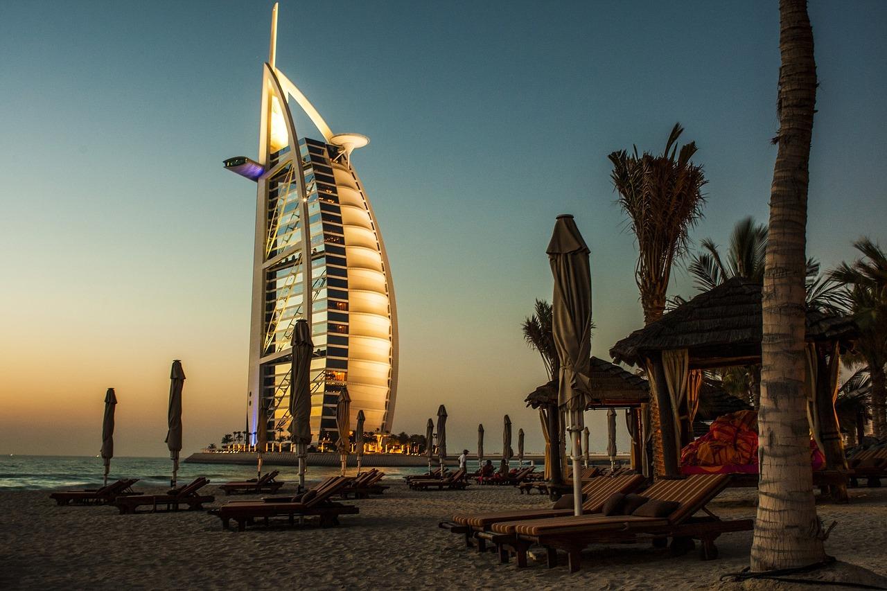 burj-al-arab - Dubai