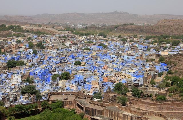 Jodhpur inde destinations tendances 2016