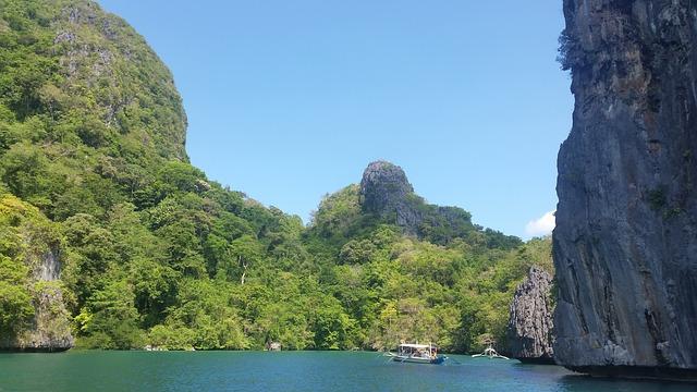 lagon philippines el nido destinations tendances 2016