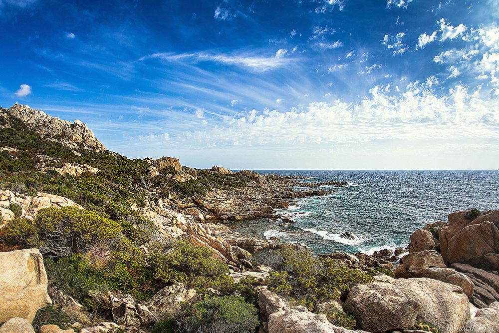 La région de Porto Pollo en Corse du Sud