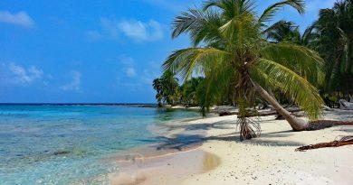 Plage de Isla Diablo au Panama