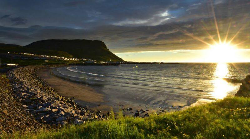 Equinoxe de printemps en Islande