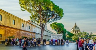 Voyage groupe Rome