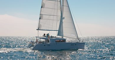 Catamaran Lagon 450 S