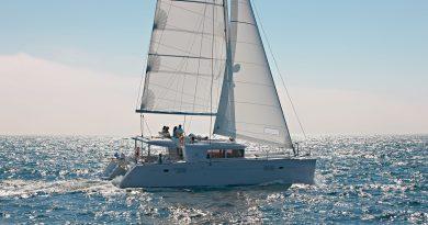 Catamaran Lagon 450 S