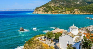 croisières dans les Sporades