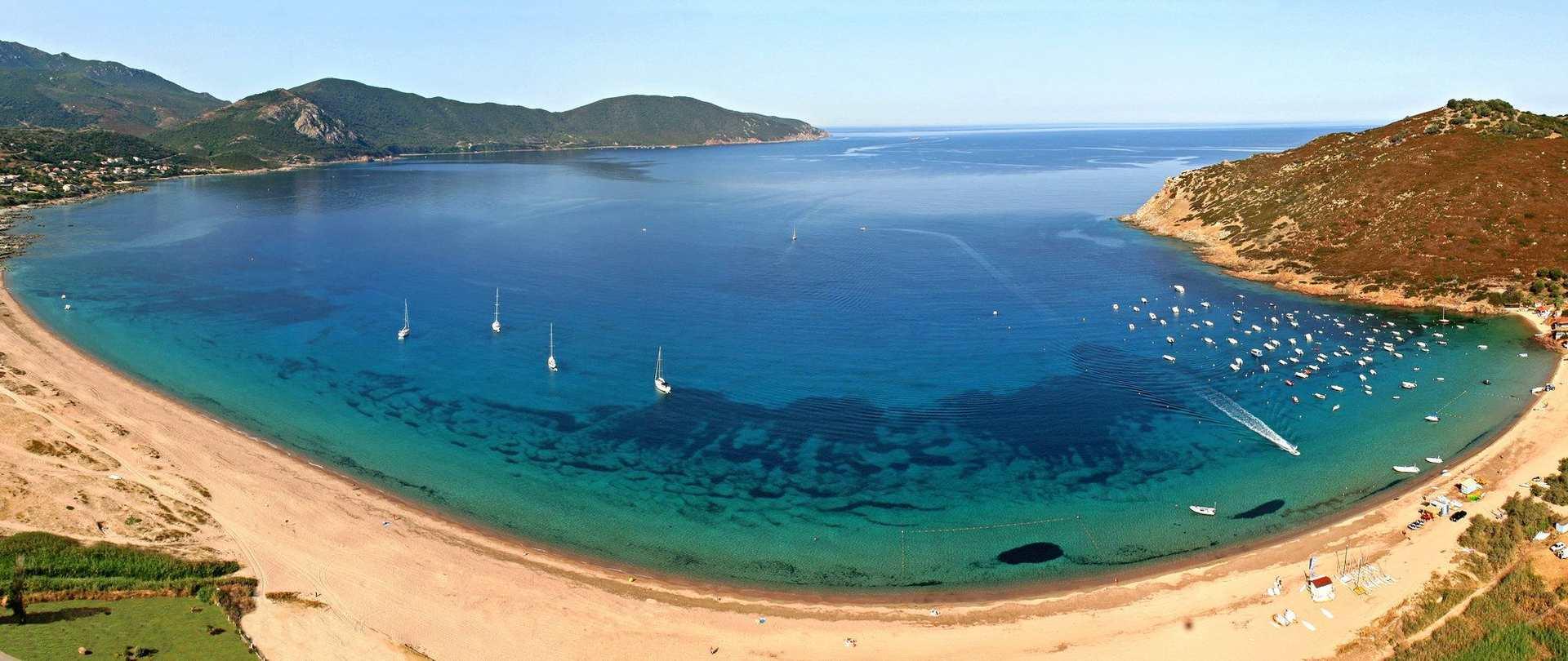Découvrir le Golfe de Lava en Corse