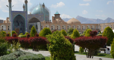 Partir en voyage en Iran : les lieux à visiter absolument