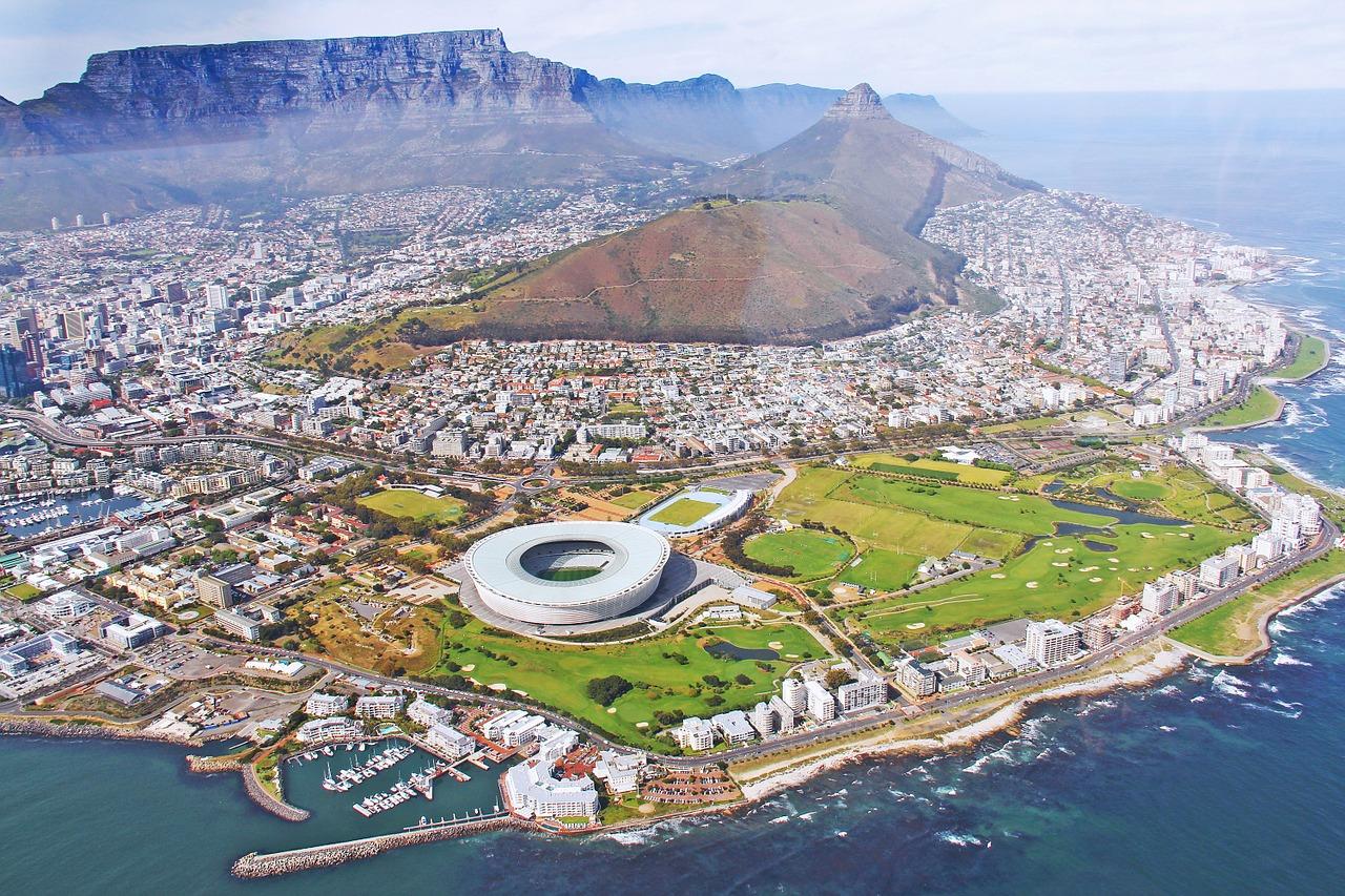 Cape Town, une ville au cœur de la nature.