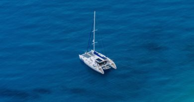 location catamaran grece