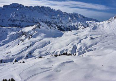 Venez skier dans les Portes du soleil
