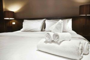 Lit d'hôtel