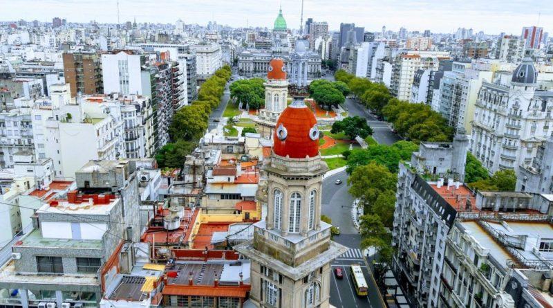 La ville de Buenos Aires