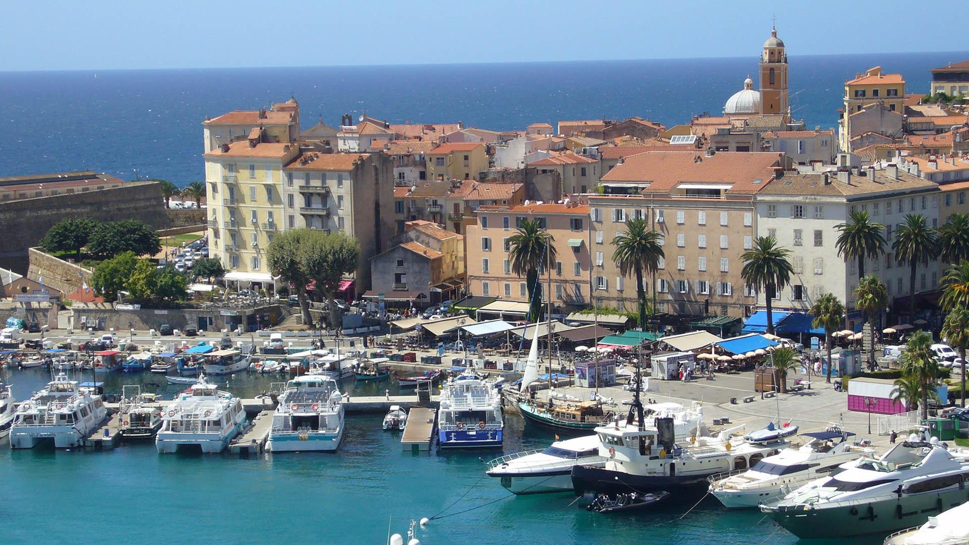 Passer 3 jours en Corse à Ajaccio