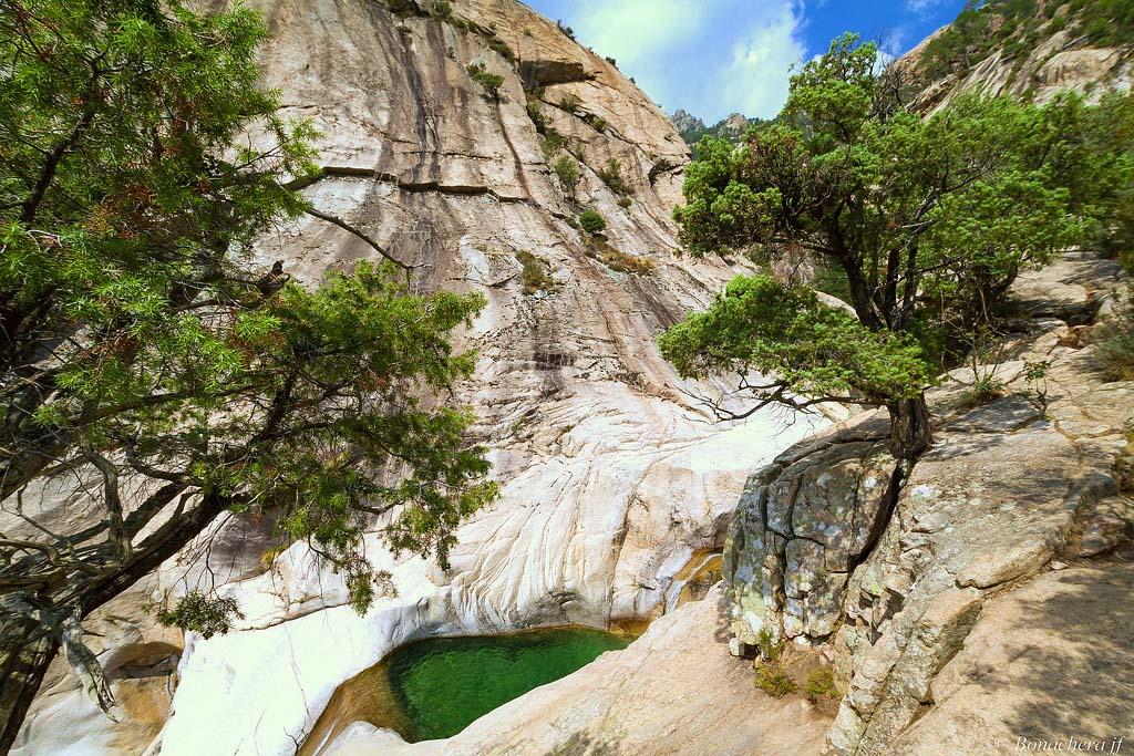 Canyon de Purcaraccia