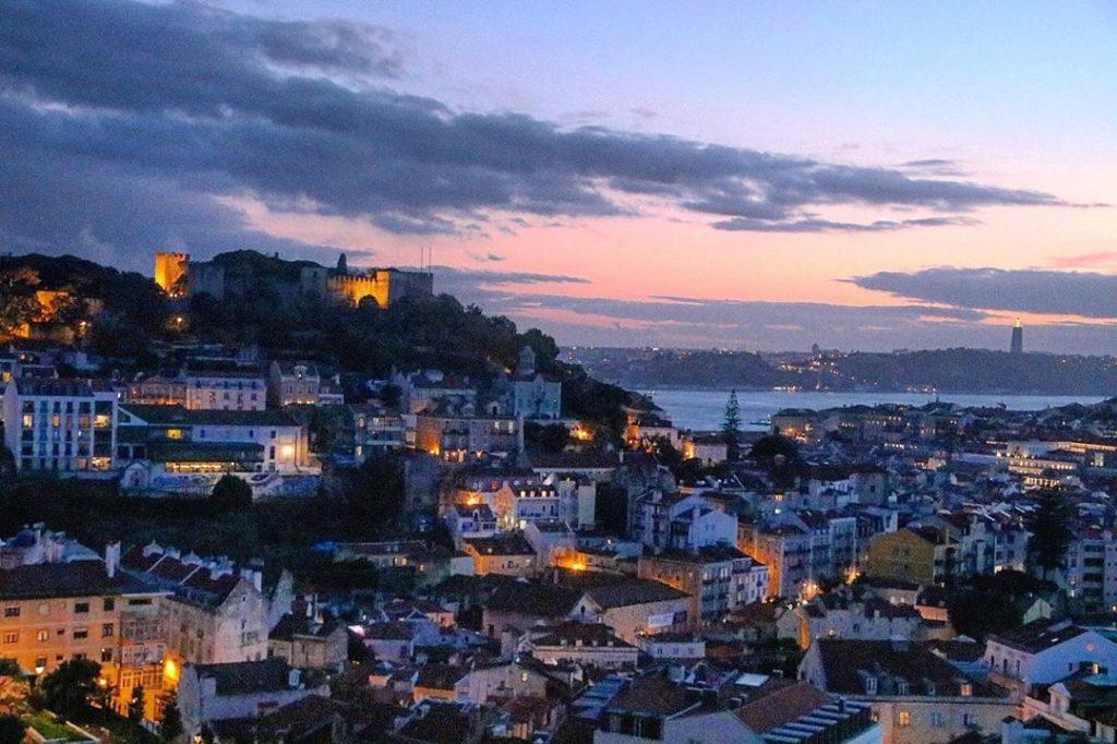 Alfama est l'un des quartiers les plus ancien de Lisbone