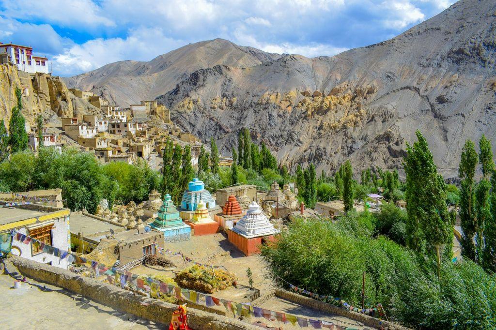 Leh et le Ladakh