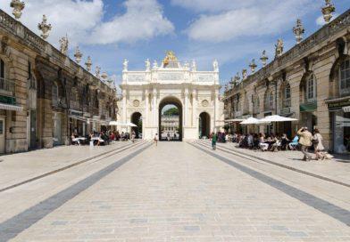 Nancy arc de triomphe Héré