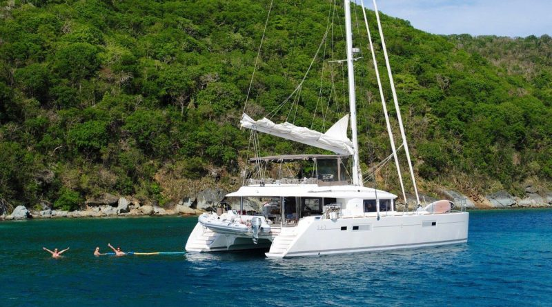 Les Grenadines en Catamaran