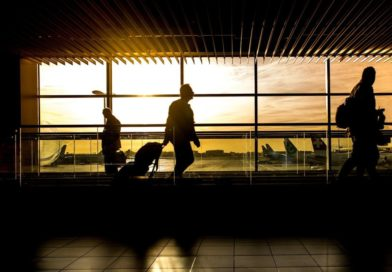 Déplacement aeroport voyage