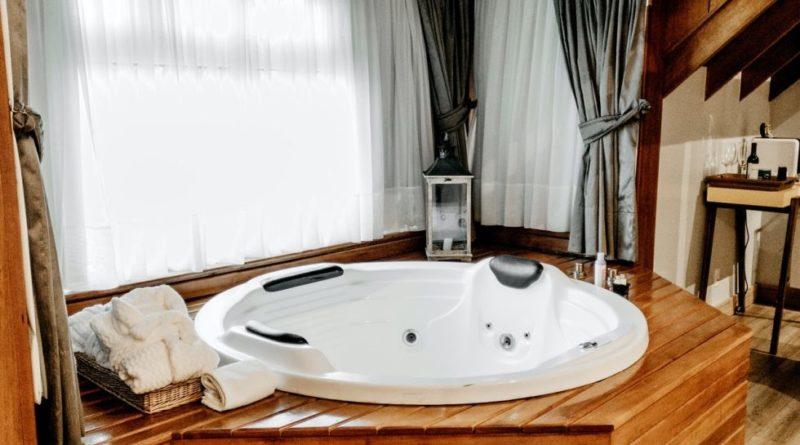 Hotel Jacuzzi privé