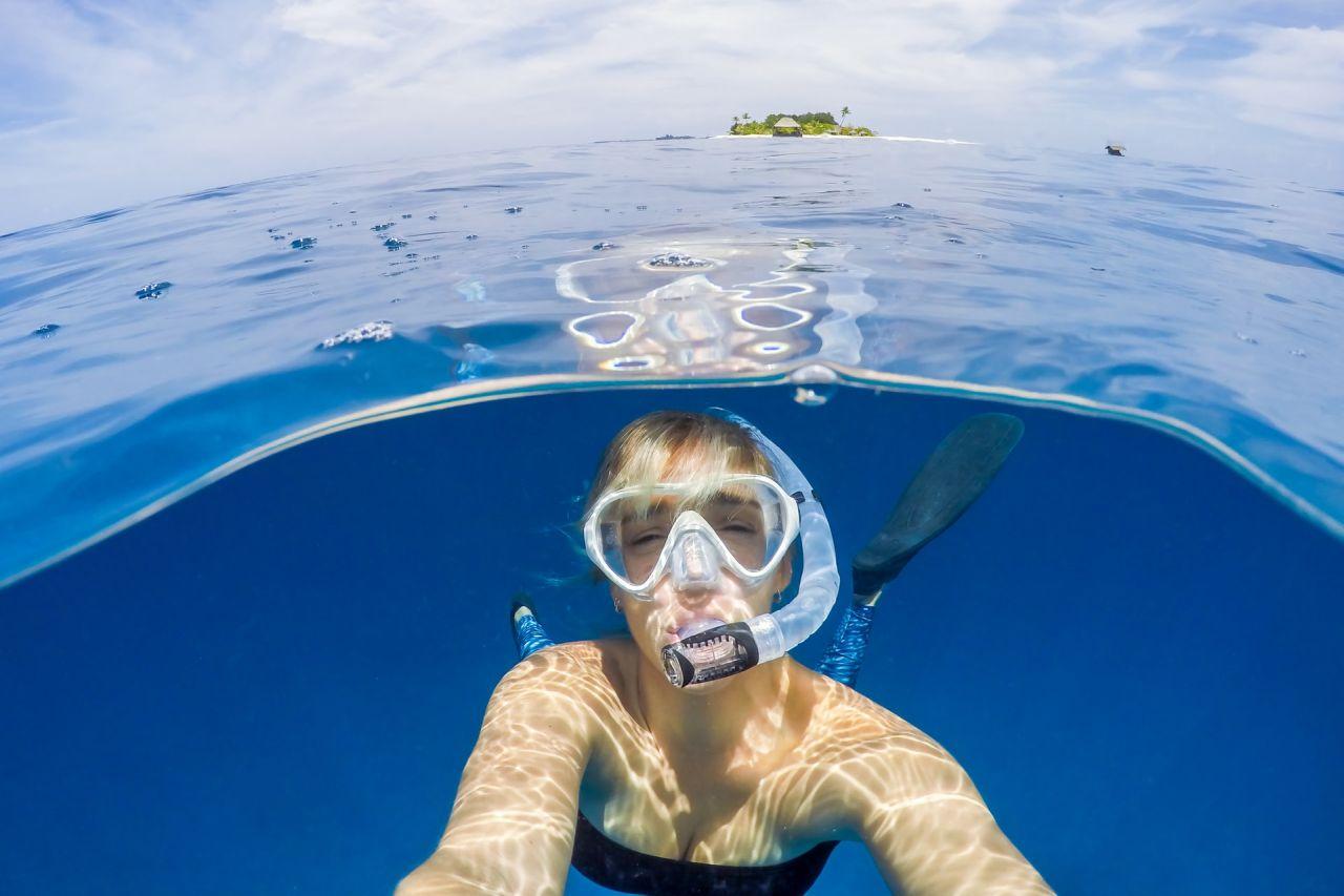 Les meilleures destinations pour plonger cet hiver.