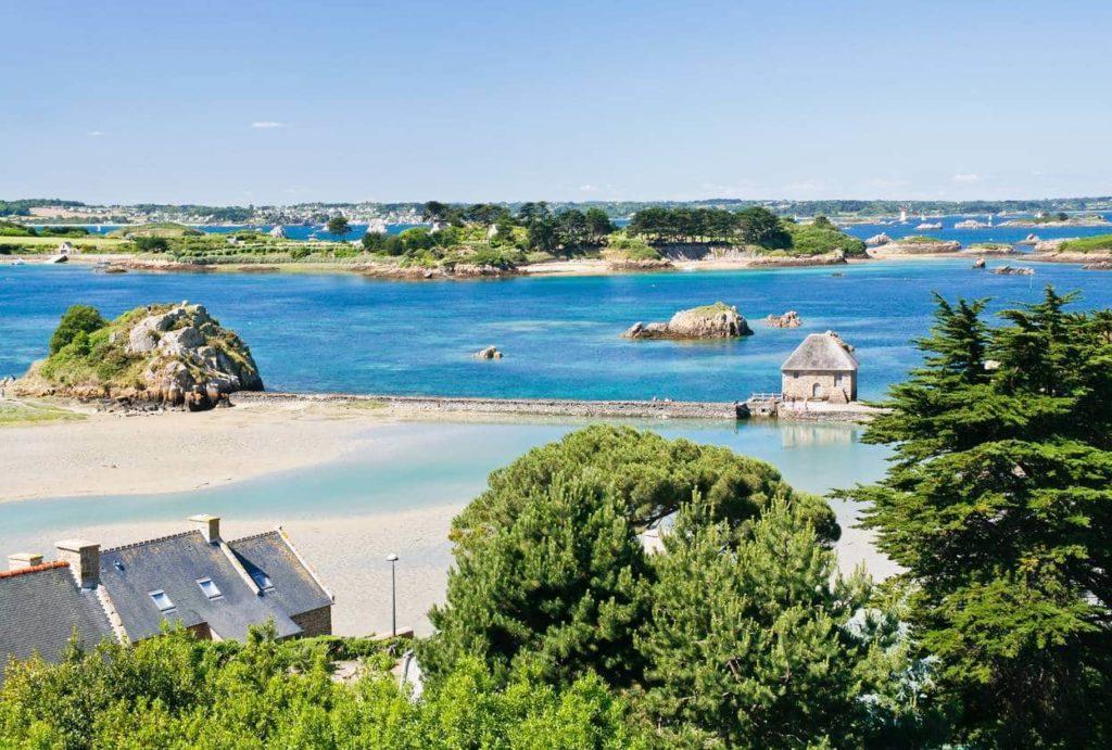 Croisière Ponant en Bretagne