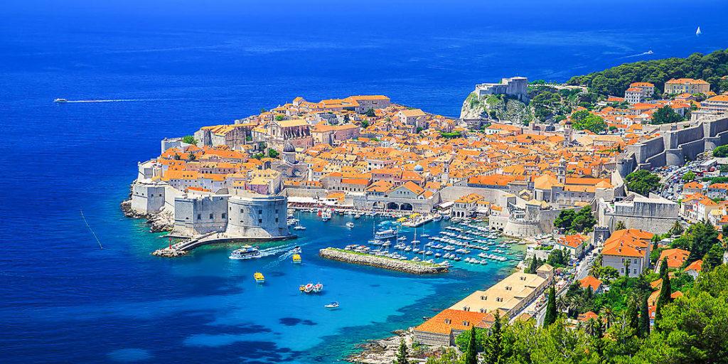 Croisière à Dubrovnik