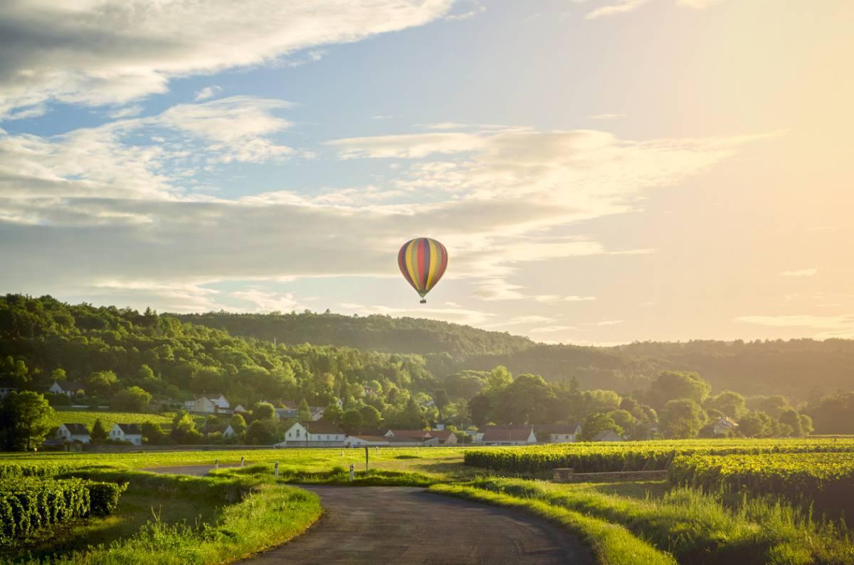 Vol en montgolfière : 4 astuces pour rendre votre expérience unique
