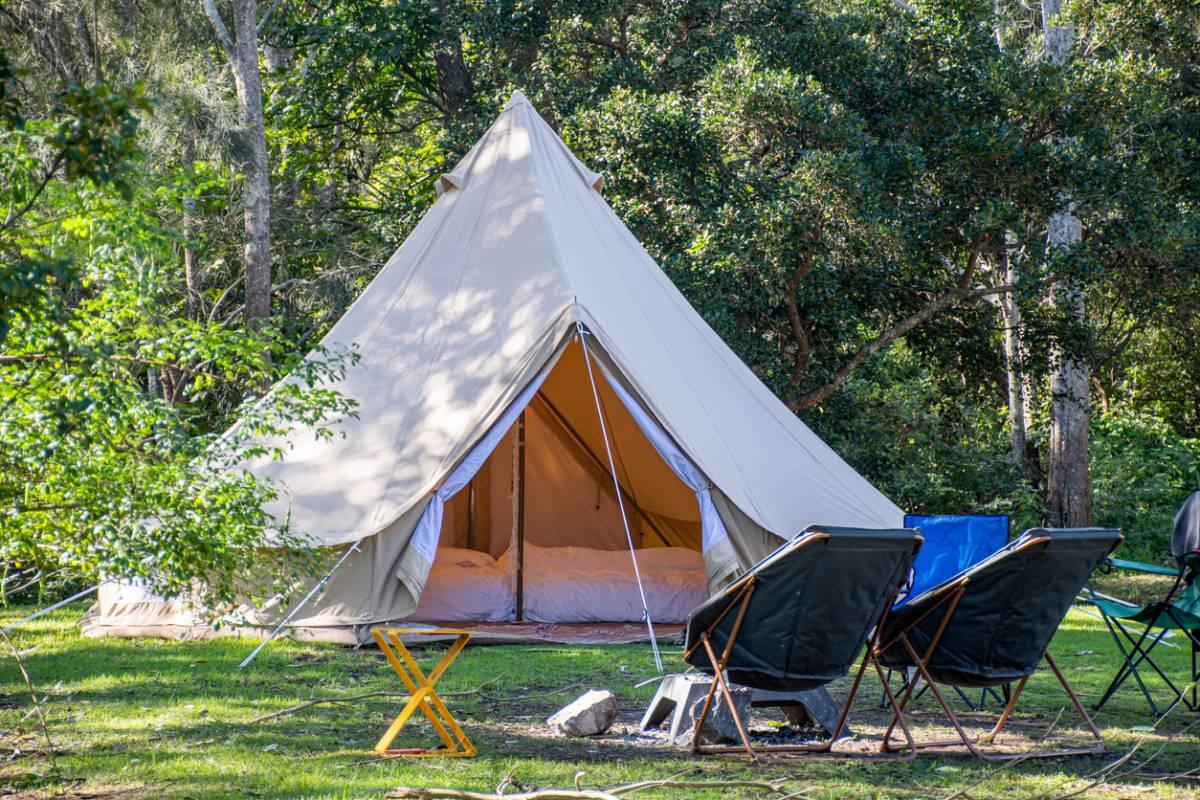 Vacances : pourquoi le mois de septembre est agréable pour camper ?